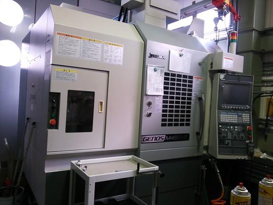 マシニングセンター GENOSM460-VE